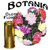 Economy Botania, Cloth w/ Alum. Cover