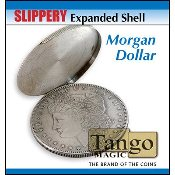 Slippery Expanded Shell (Morgan Silver Dollar) by Tango