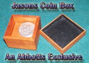 Abbotts Jasons Coin Box