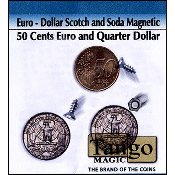 Euro-Dollar Scotch and Soda Magnetic by Tango