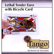 Lethal Tender Euro with Bicycle Card by Tango