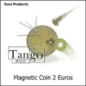 Magnetic 2 Euro coin by Tango