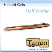 Hooked Coin Half Dollar by Tango