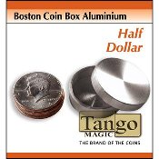 Boston Coin Box Half Dollar Aluminum