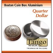 Boston Box Quarter Dollar Aluminum