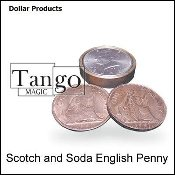 Scotch And Soda English Penny