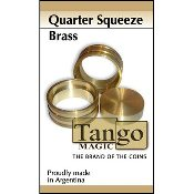 Quarter Squeeze Brass by Tango