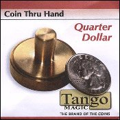 Coin thru Hand (US Quarter)