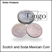 Scotch And Soda Mexican Coin