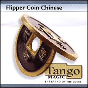 Flipper Chinese Coin Black