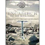 Excalibur (Floating Table) With DVD by Dirk Losander