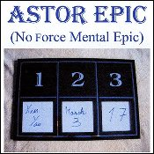 Astor Mental Epic