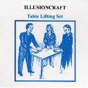 Table Lifting Set by Illusion Craft
