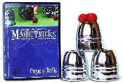 Cups & Balls With DVD (and the free gift of course)