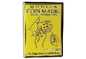 Modern Coin Magic (4 DVD's)