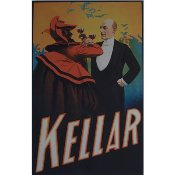 Kellar (Yellow) Poster
