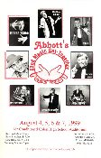 Abbotts 1999 Get Together Poster
