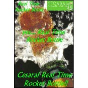 Cesaral Real Time Rocket Bottle