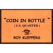 Coin In Bottle (U.S. Quarter)