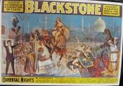 Harry Blackstone Poster