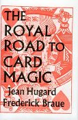 Royal Road to Card Magic Paperback
