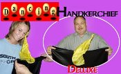 Dancing Handkerchief w/ Cloth