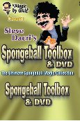Sponge Toolbox and DVD
