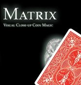 Matrix: Visual Close-Up Coin Magic DVD