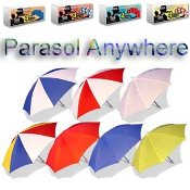 Parasol Box Set (4 Parasols, Select Colors)