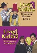 Live Kid Biz 3 and 4 Combo DVD