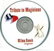 Tribute to Magicians Audio CD