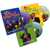 Art Of Gospel Magic (3 DVD Set) by Duane Laflin