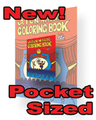 Coloring Book - Mini