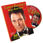 Lance Burton's Magic Made Easy! Volume 1