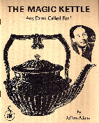 Magic Tea Kettle Book