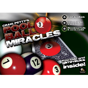 Pool Ball Miracle (DVD and Props)