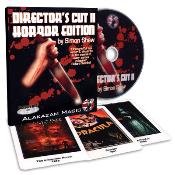 Director's Cut 2 Horror w/DVD