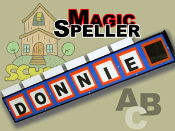 Magic Speller (Spelling Test)