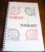 Comedy Tonight Book