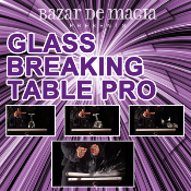 Glass Breaking Table Pro