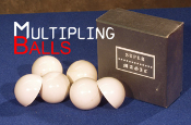 Multiplying Balls Gorilla Grip White