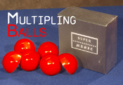 Multiplying Balls Gorilla Grip Red