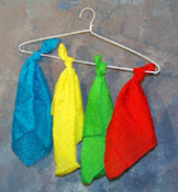 Silks Off Hanger w/ Silks