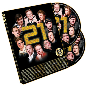 21 - Magic by Sweden (2 Disc Set)