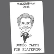 Jumbo McCombical Deck - Royal