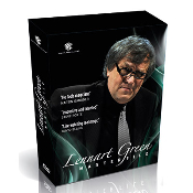 Lennart Green Masterfile 4 DVD Set