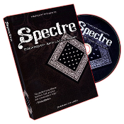 Spectre (Gimmick and DVD)