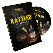 Paul Harris Presents Rattled (DVD and Gimmick)