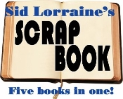 Instant Download - Sid Lorraines Scrap Book