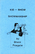 Instant Download - Kid Show Showmanship